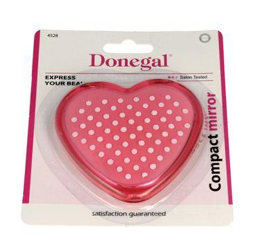 Donegal lusterko kompaktowe Serce (4528) 1 szt.