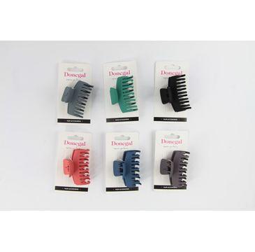 Donegal ozdoba do włosów klamra FA-5611 mix kolorów i kształtów (1 szt.)