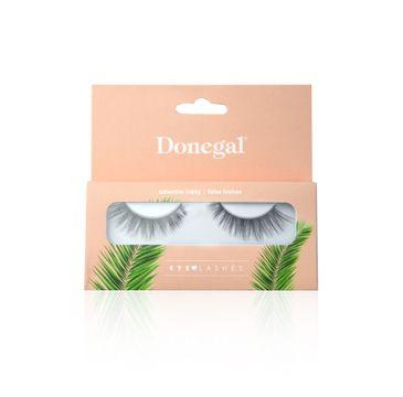Donegal sztuczne rzęsy z klejem (4469) 1 op.