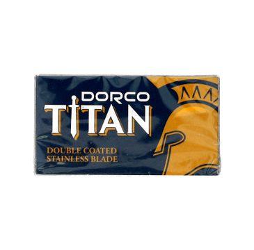 Dorco Tytan Żyletki do golenia  20 x  5 szt.