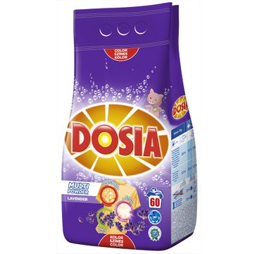 Dosia Multi Powder Lavender proszek do prania do koloru 4,2kg