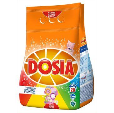 Dosia Multi Powder proszek do prania do koloru 1,4kg