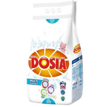 Dosia Multi Powder proszek do prania tkanin białych 9kg
