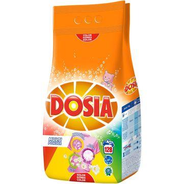 Dosia Multi Powder proszek do prania tkanin kolorowych 9kg