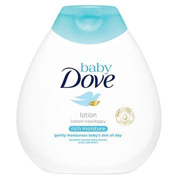Dove Baby Rich Moisture Lotion balsam do ciała dla dzieci 400ml