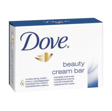 Dove Beauty Cream mydło w kostce do każdego typu skóry nawilżające 100 g