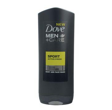 Dove for Men Plus Care żel pod prysznic Sport Active+Fresh 400ml
