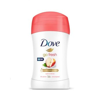 Dove Go Fresh Apple & White Tea antyperspirant sztyft 40ml