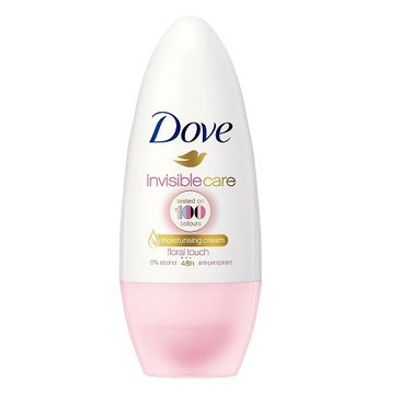 Dove Invisible Care Floral Touch Anti-Perspirant 48h antyperspirant w kulce 50ml