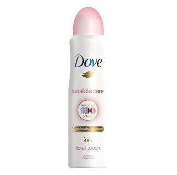 Dove Invisible Care Floral Touch antyperspirant spray 150ml