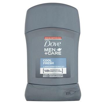 Dove Men Care antyperspiranty w sztyfcie odświeżenie 50 ml