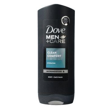 Dove Men Care Clean Comfort żel pod prysznic orzeźwiający 400 ml