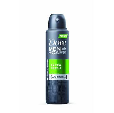 Dove Men Care Extra Fresh antyperspirant w sprayu męski 150 ml