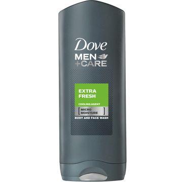 Dove Men Care Extra Fresh żel pod prysznic orzeźwiający 250 ml