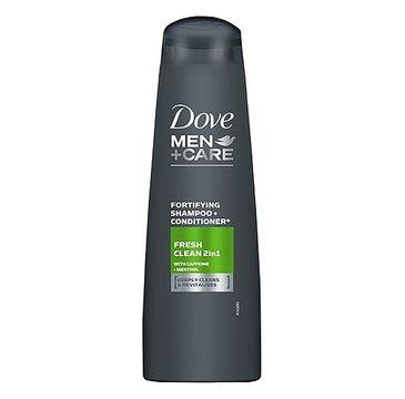 Dove Men+Care Fresh Clean 2in1 Shampoo + Conditioner 2w1 szampon + odżywka 250ml