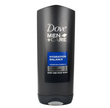 Dove Men+ Care żel pod prysznic Hydration Balance 400 ml