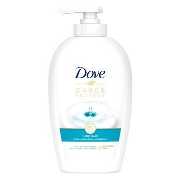 Dove – Mydło z pompką Care& Protect (250 ml)