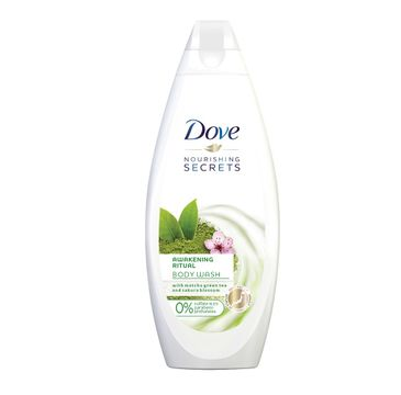 Dove Nourishing Secrets Matcha Green Tea & Sakura Blossom Shower Gel żel pod prysznic 500ml