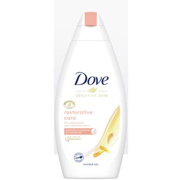 Dove – Sensitive Skin Żel pod prysznic Restorative Care (500 ml)