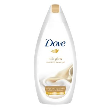 Dove Silk Glow Shower Gel żel pod prysznic 750ml