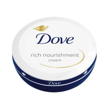 Dove uniwersalny krem do ciała rąk nóg twarzy intensywnie nawilżający 75 ml