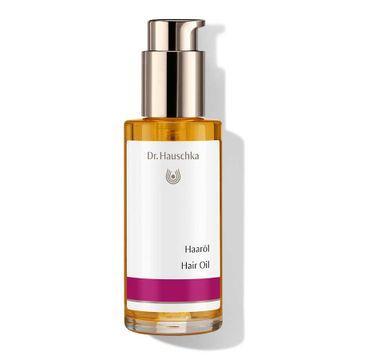 Dr. Hauschka Hair Oil olejek do piel臋gnacji w艂os贸w i sk贸ry g艂owy (75 ml)