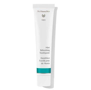 Dr. Hauschka Med Mint Refreshing Toothpaste odświeżająca pasta do zębów (75 ml)