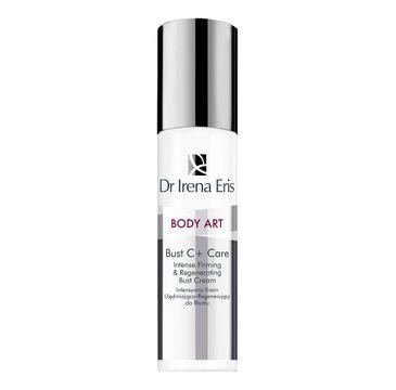 Dr Irena Eris Body Art Bust C+ Care intensywny krem ujędrniająco-regenerujący do biustu (100 ml)