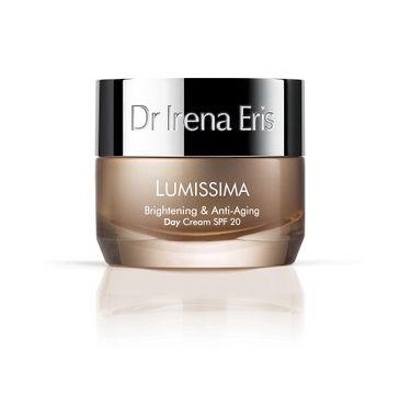Dr Irena Eris Lumissima Brightening & Anti-Anging Day Cream rozświetlająco-przeciwzmarszczkowy krem na dzień SPF20 (50 ml)