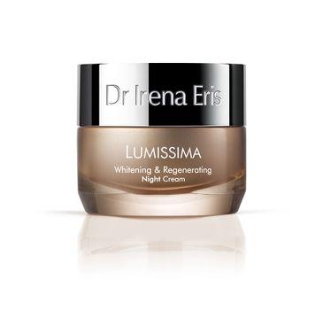 Dr Irena Eris Lumissima Whitening & Regenerating Night Cream wybielający krem naprawczy na noc (50 ml)