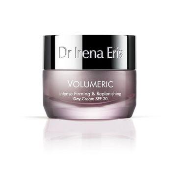 Dr Irena Eris Volumeric Intense Firming & Replenishing Day Cream ujędrniający krem wypełniający na dzień SPF20 (50 ml)