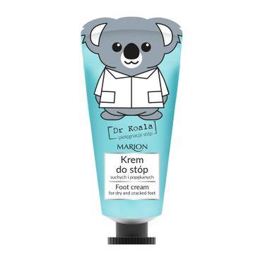 Dr  Koala – krem do suchych i popękanych stóp (50 ml)