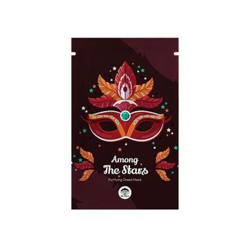 Dr. Mola – Among The Stars Purifying Sheet Mask maseczka w płachcie oczyszczająca (23 ml)
