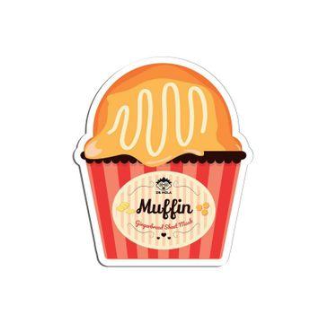 Dr. Mola – Gingerbread Muffin Sheet Mask oczyszczająco-nawilżająca maseczka w płachcie (23 ml)