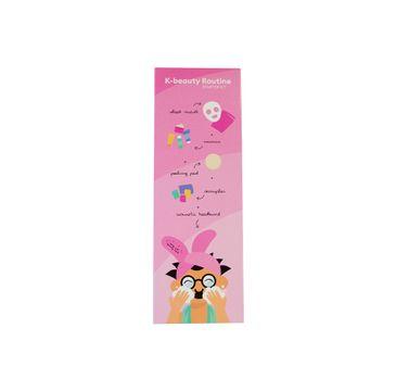Dr. Mola K-Beauty Routine Starter Kit zestaw kosmetyków przeznaczonych do pełnego rytuału koreańskiej pielęgnacji
