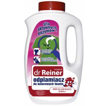 dr Reiner odplamiacz do tkanin kolorowych 1 l