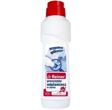 dr Reiner odplamiacz w płynie precyzyjny 250 ml