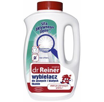 Dr Reiner wybielacz do białych i jasnych tkanin 1 l