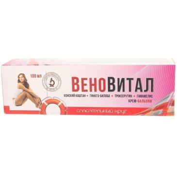 Dr Retter Ratownik 140 krem-balsam do masażu na żylaki 100ml