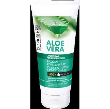 Dr. Sante Aloe Vera balsam - koncentrat do włosów nawilżająco - regenerujący 200 ml