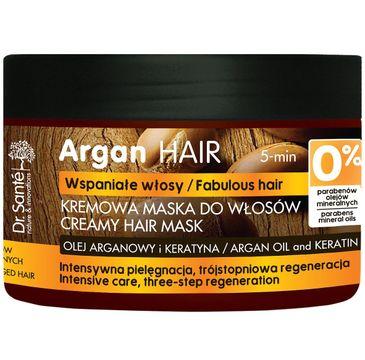 Dr. Sante Argan Hair maska do włosów uszkodzonych kremowa 300 ml