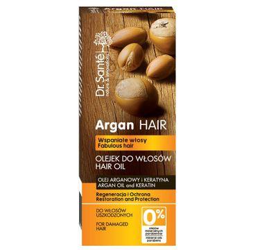 Dr. Sante Argan Hair olejek do włosów uszkodzonych regenerujący 50 ml
