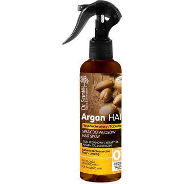 Dr. Sante Argan Hair spray do włosów uszkodzonych ułatwiający rozczesywanie 150 ml