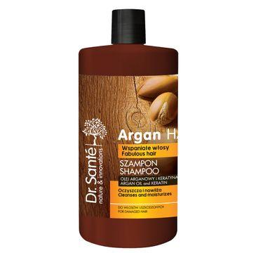 Dr. Sante Argan Hair szampon do włosów uszkodzonych oczyszczający 1000 ml