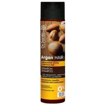 Dr. Sante Argan Hair szampon do włosów uszkodzonych oczyszczający 250 ml