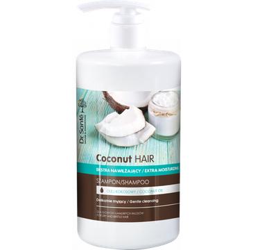 Dr. Sante Coconut Hair szampon nawilżający do włosów suchych i łamliwych 1000 ml