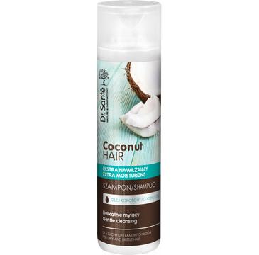 Dr. Sante Coconut Hair szampon nawilżający do włosów suchych i łamliwych 250 ml