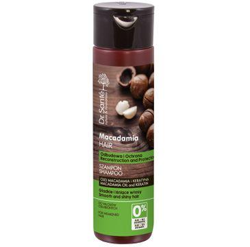 Dr. Sante Macadamia Hair szampon do włosów osłabionych odbudowujący 250 ml