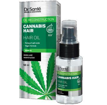 Dr.Sante Cannabis Hair Rewitalizujący Olejek do włosów (50 ml)