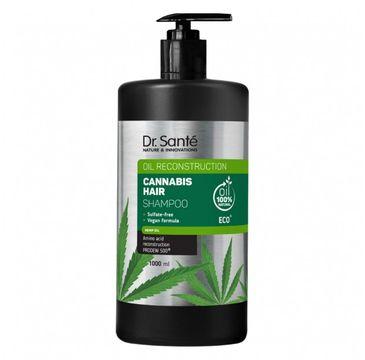 Dr.Sante Cannabis Hair Szampon do włosów rewitalizujący (1000 ml)